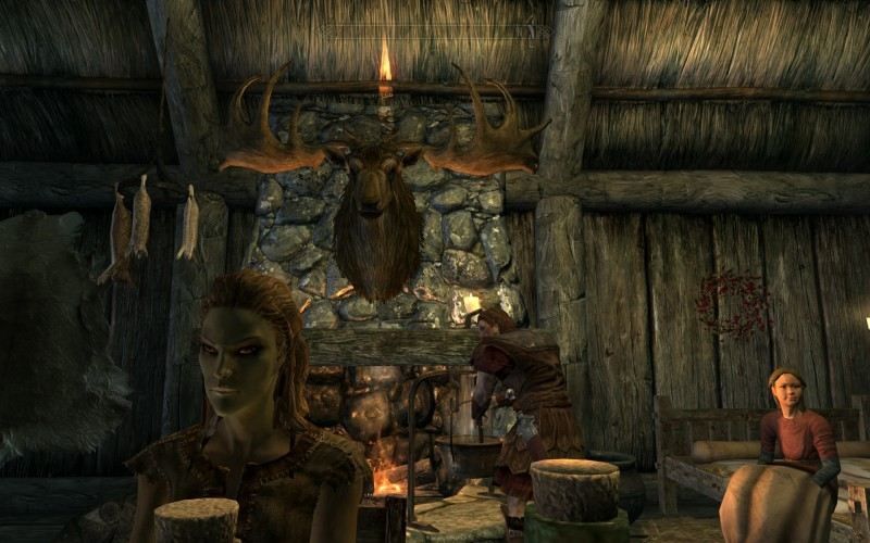 Skyrim-Diary-Part-2-Hadvars-Home
